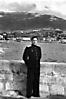Старший лейтенант Мугатаров Халит Адыевич. Ялта, 1953 г.