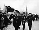 Мугатаров Х.А., начальник разведки 5 ГРАП. Веселое, 1960 г.