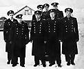 Майор Мугатаров Х.А., начальник разведки 967 ОДРАП. Североморск-1, 1965 г.