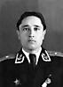 Майор Мугатаров Х.А., зам. начальника штаба 5 ГРАП. Гвардейское, 1958 г.
