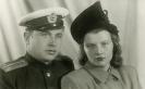 А.С. Федотов с супругой Зоей Ильиничной Федотовой. 1952-53 гг