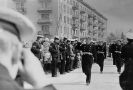 Начальник штаба 76 ОПЛАП Малинин Юрий Александрович на параде.