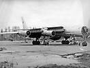 Ту-95РЦ бн 12 после летного проишествия 15 апреля 1985 года. Кипелово