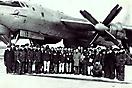 Ту-95РЦ бн 18. Остров, 1991
