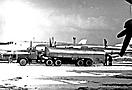 Ту-95РЦ бн 37. Заправка самолета топливом. Кипелово