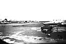 Ту-95РЦ бн 23 на ас Луанда. Ангола, декабрь 1978 года