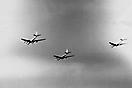 Полет тройкой Ту-95РЦ. 2 июля 1970 года.
