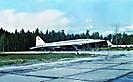 Ту-144Д бн СССР-77114, Кипелово, 1983