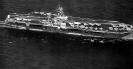 Атомный авианосец Нимитц ВМФ США. Атлантика. 1970-е годы