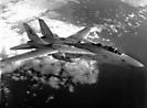 F-14A из эскадрильи VF-142 с авианосца USS Dwight D. Eisenhower