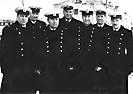 Первое командование 392 ОДРАП. Североморск, 1964 год