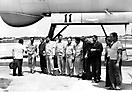 Экипаж Симачева Г.Н. Луанда, Ангола, конец 1970-х годов