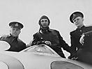 Дежурство на аэродроме Новороссия, ВВС ТОФ, 1 мая 1957 года