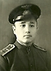 Мугатаров Халит Адыевич, курсант Челябинского училища штурманов. 1944 г.
