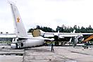 Ту-142 бн 20. Утилизация. Кипелово, август 2000 года