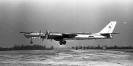 Ту-95РЦ бн 19 392 ОДРАП. Остров, 1993 год
