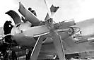 Ту-95РЦ бн15. Энгельс, 1968