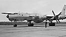 Ту-95РЦ бн 21. Кипелово, 1970-е годы