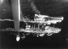 Авианосец Гермес ВМФ Великобритании. Южная Атлантика. 1976 год