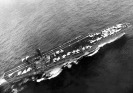 Авианосец Америка ВМФ США. Центральная Атлантика. 1970-е годы