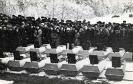 Похороны командования гарнизона