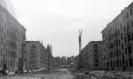 Строительство домов 7 и 8. Июнь 1966 года